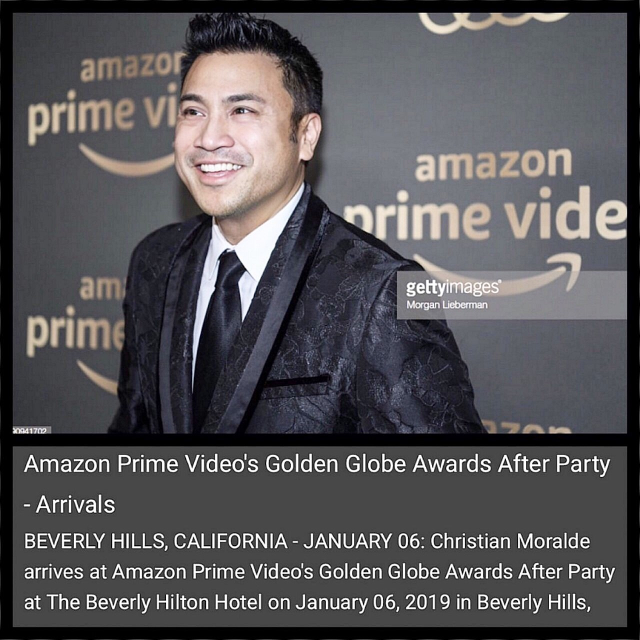 Amazon Prime Video After-Party